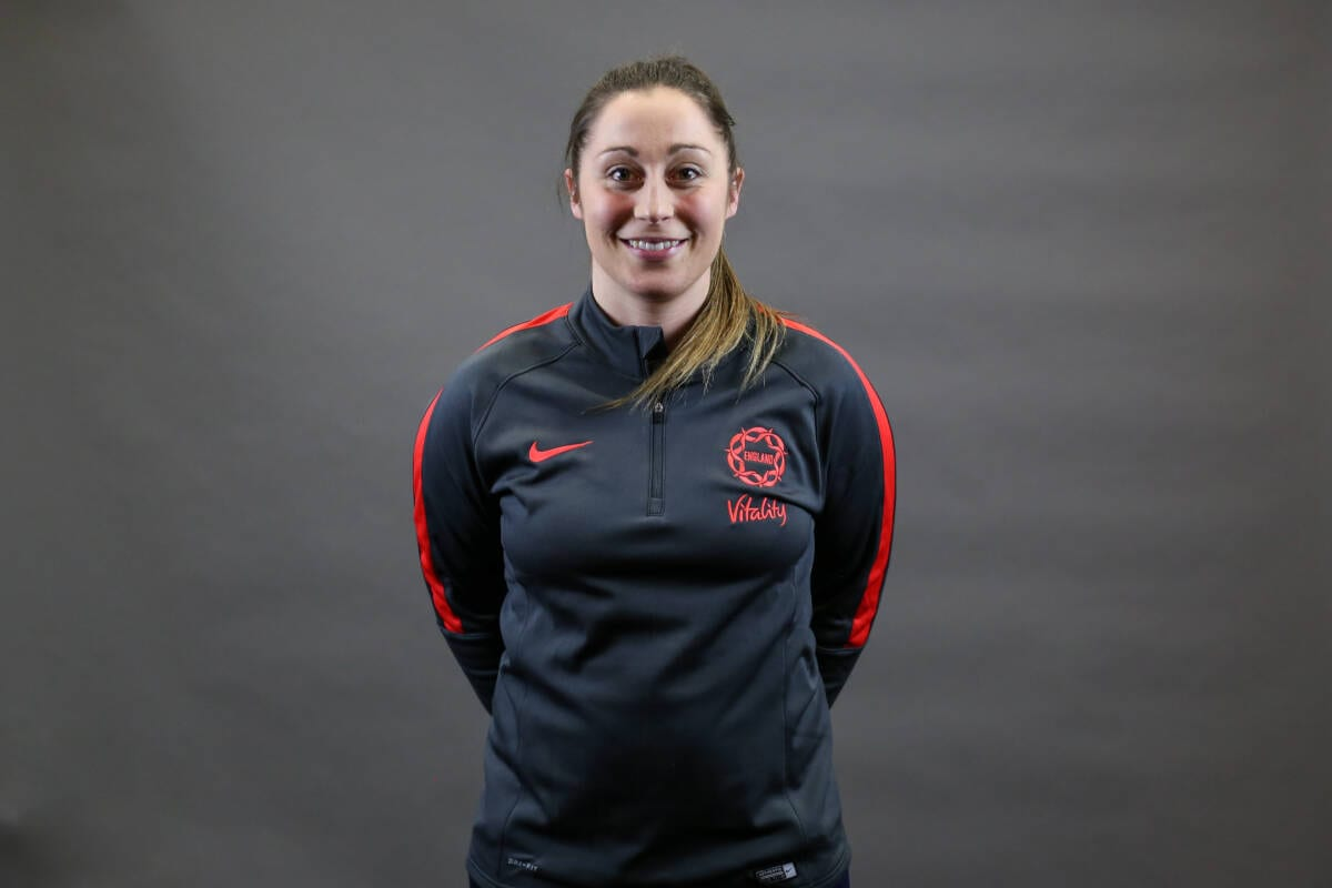 Roses Academy Head Coach Sheonah Forbes