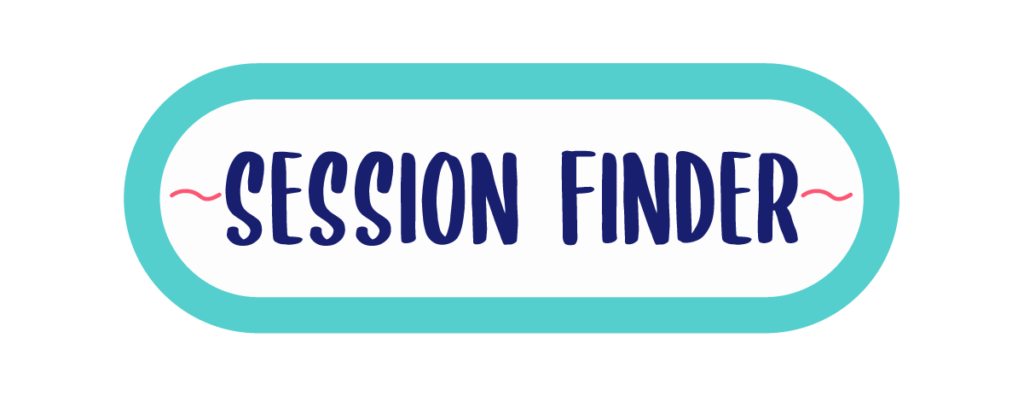 Session Finder button