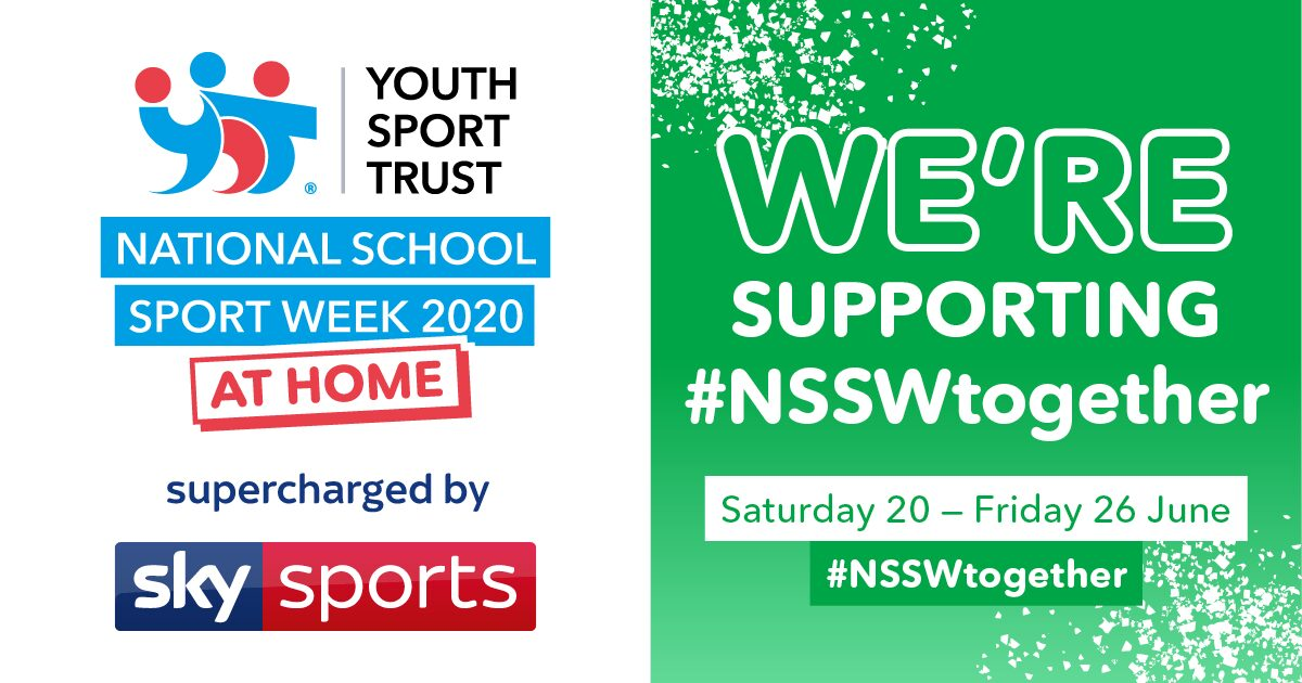 National Schools Sports Week at Home