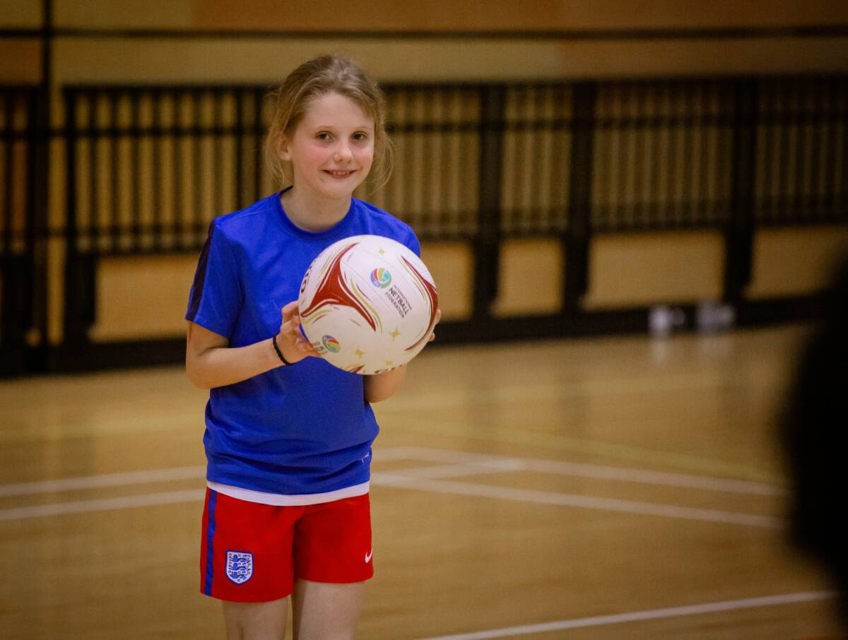 National School Sport Week at Home: young people want to do more sport