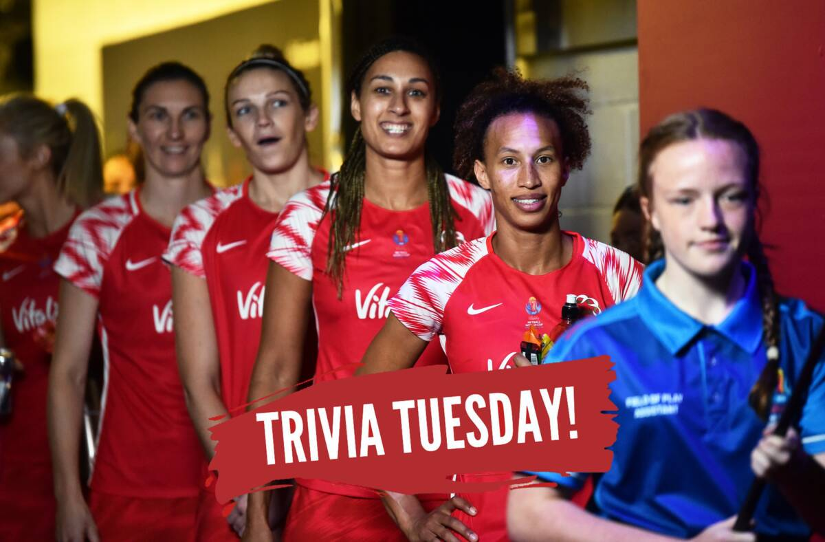 Trivia Tuesday | Vitality Roses' middle names