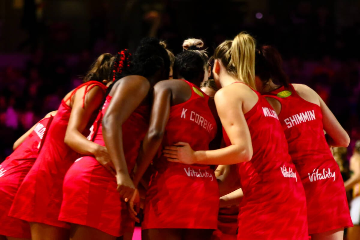 Vitality Roses selected for 2020-21 campaign