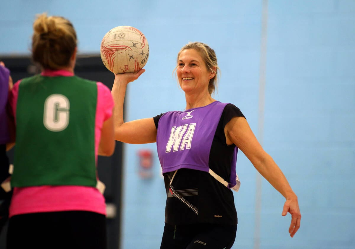 Walking Netball progresses to stage 4 of community roadmap