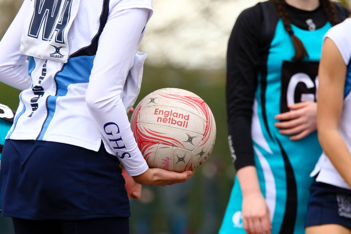 England Netball amongst 11 sports eligible for major sport rescue package