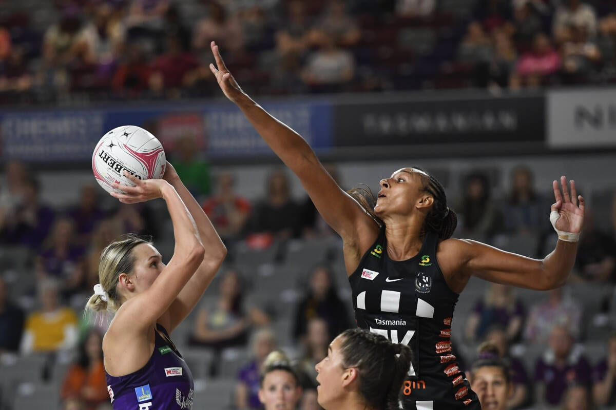 Geva Mentor of the Vitality Roses and Collingwood Magpies.