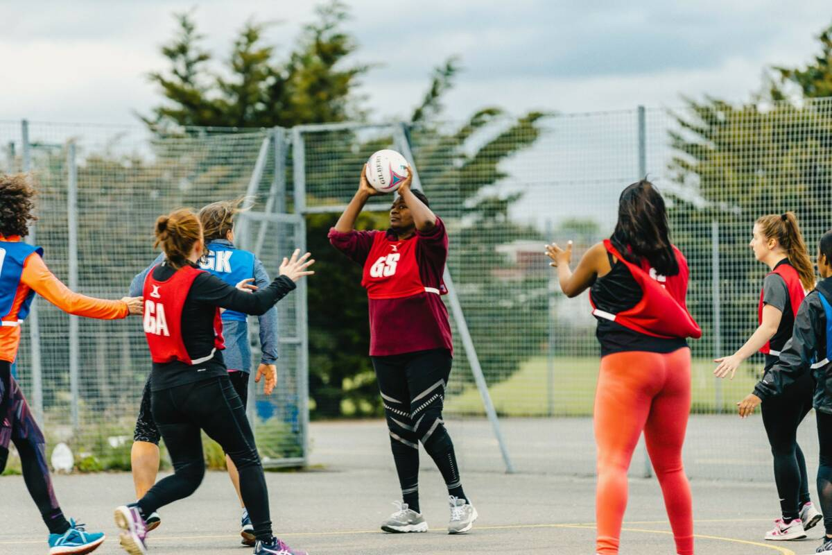 Tell us about your netball journey!