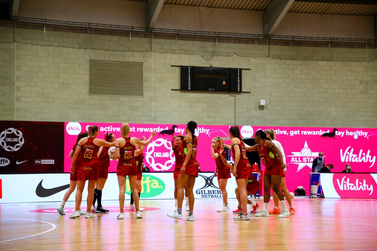 Vitality Roses cohort for 2021-22 announced
