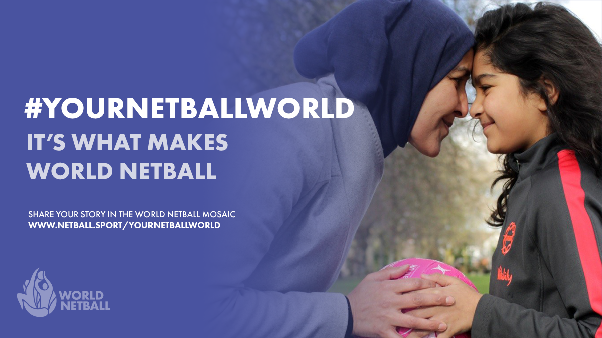 'Your Netball World' campaign launches with once-in-a-lifetime prizes