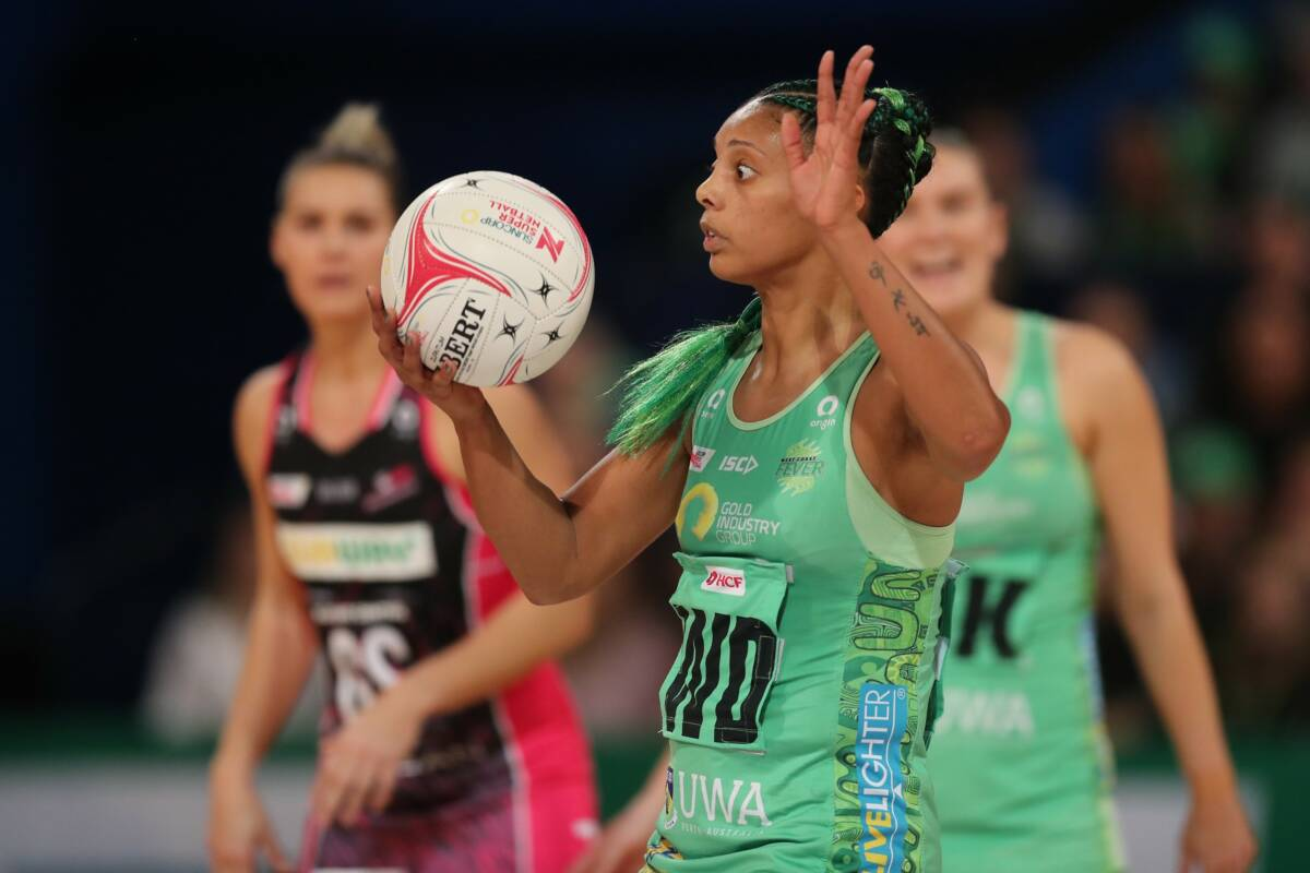 'Roses Down Under' - Fisher's Southern Steel book ANZ Premiership finals place