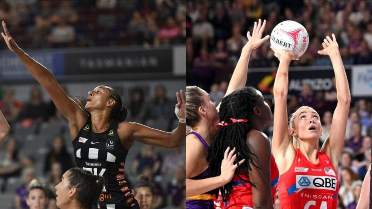 Mentor and Housby sign on for 2022 and 2023 Super Netball seasons