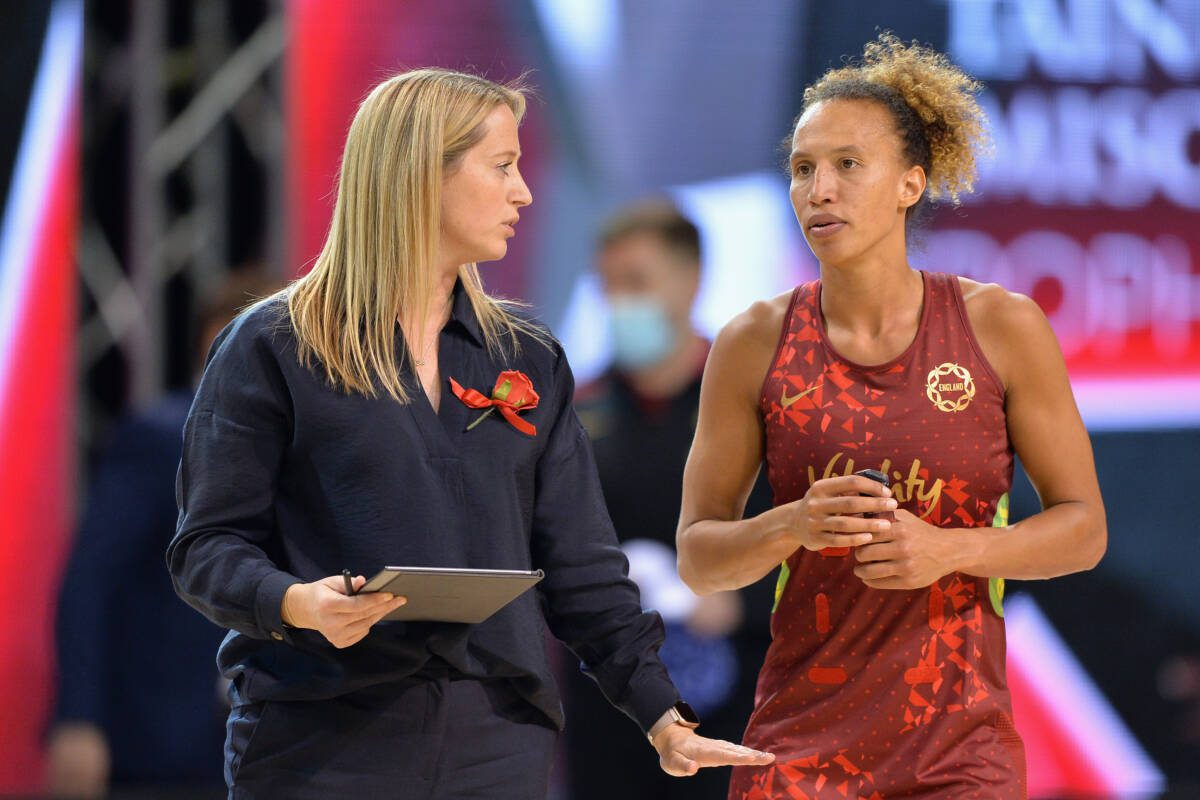 Jess Thirlby and Serena Guthrie give reaction to Roses win.