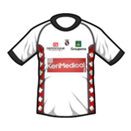 Oyonnax Away Kit