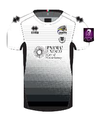 Zebre Rugby Home Kit