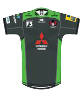 Gloucester Rugby Away Kit