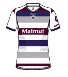 Bordeaux-Bègles Away Kit