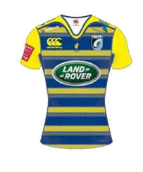 Cardiff Blues Away Kit
