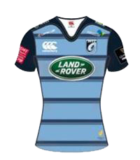 Cardiff Blues Home Kit
