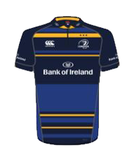 Leinster Rugby Home Kit