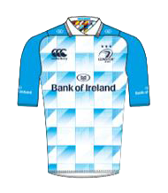 Leinster Rugby Away Kit
