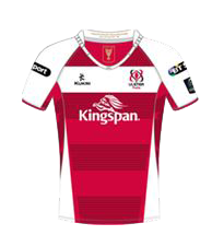 Ulster Rugby Home Kit