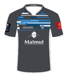 Castres Olympique Home Kit