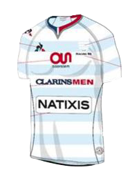 Racing 92 Home Kit