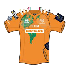 Benetton Rugby Away Kit