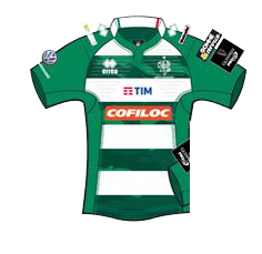 Benetton Rugby Home Kit