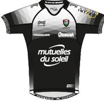 RC Toulon Away Kit