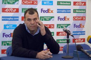 L'entraîneur de Leinster