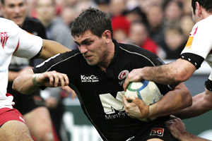 Heineken Cup quarter-finalists Northampton Saints have announced another addition to their squad with the signing of Saracens centre Ben Johnston. - 28/02/2007 10:40