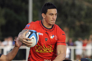 Former rugby league star Sonny Bill Williams faces a race against time to be fit for the start of the European season - 04/09/2008 09:29