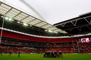 Saracens director of rugby Brendan Venter has suggested that the club could play their Heineken Cup pool games at Wembley Stadium in 2010/11. - 08/06/2010 15:29