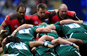 Deacon Manu admits he is hoping the Scarlets are paired with French outfit Racing Metro in Tuesday's Heineken Cup draw. - 07/06/2010 12:05