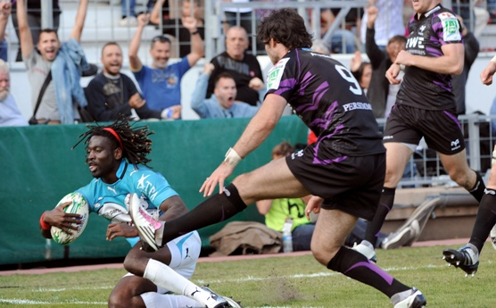 European Professional Club Rugby | Johnson frustrated by