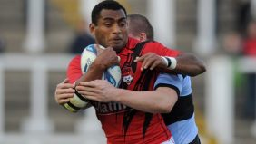 Lyon ended their first European campaign with a 21-13 victory over Newcastle Falcons. - 21/01/2012 15:51