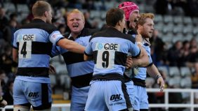 Pool 2 of the Amlin Challenge Cup takes centre stage on Sunday with all four sides in action. - 13/01/2012 08:00