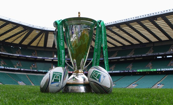 The 17th Heineken Cup Final at Twickenham Stadium on Saturday is a strictly Irish affair but the eyes of the rugby world will be focused on the battle between defending champions Leinster Rugby and Ulster Rugby to claim the globe's most coveted club trophy. - 16/05/2012 12:21