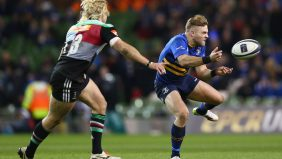 Europe's leading marksman Ian Madigan is determined to shutdown Bath Rugby's breakthrough  talent Jonathan Joseph in their European Rugby Champions Cup quarter-final this weekend. - 02/04/2015 12:08