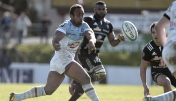 Dai Young has added even more fire-power to his back line for next season by signing Bayonne's Fijian international centre Gabiriele Lovobalavu from Bayonne. - 28/02/2017 17:14