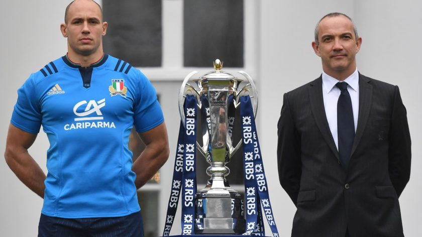 Conor O'Shea led Harlequins to the European Rugby Challenge Cup final in Lyon last year