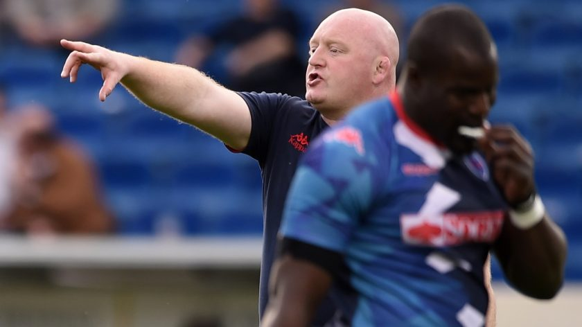 Bernard Jackman has left his role as head coach of Top 14 side Grenoble. - 17/03/2017 10:51