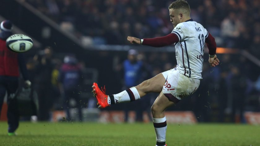 Bristol Rugby have secured a marquee signing with the capture of Ireland fly-half Ian Madigan. - 06/03/2017 10:15