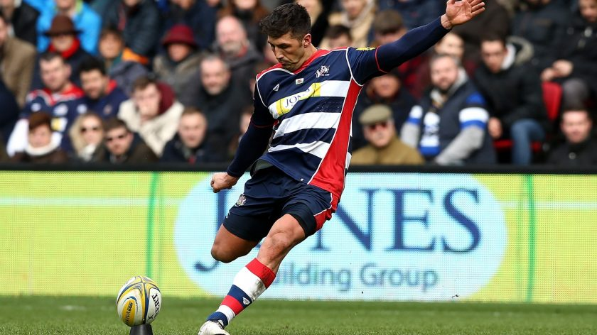 Bristol Rugby travel to Worcester Warriors this weekend for a battle that could decide who remains in the Aviva Premiership and earns a spot in next season's European Rugby Champions Cup. - 01/03/2017 10:59