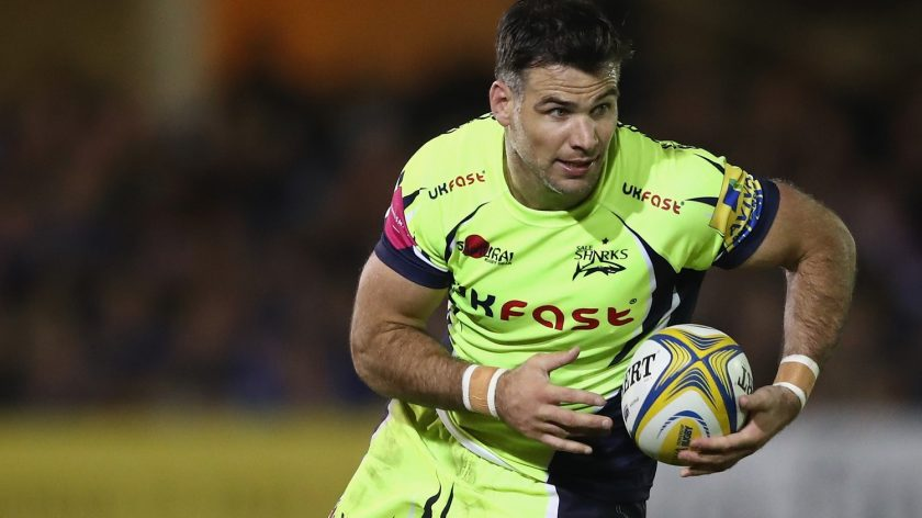 Former Wales and British Lions scrum-half Mike Phillips has announced he will retire at the end of the season. - 11/04/2017 19:55