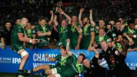 London Irish sealed their return to the Aviva Premiership and a place in next season's European Rugby Challenge Cup by seeing off a plucky Yorkshire Carnegie side. - 26/05/2017 14:31
