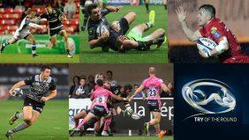 Les fans de rugby européen ont un choix difficile à faire cette semaine pour sélectionner l'Essai du week-end de la 2ème Journée de Champions Cup. - 24/10/2017 16:34