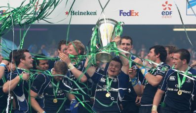 Champions Cup Final 2008-2009