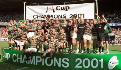Champions Cup Final 2000-2001