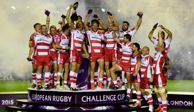 Challenge Cup Final 2014-2015